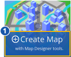 Map Designer Create Map button